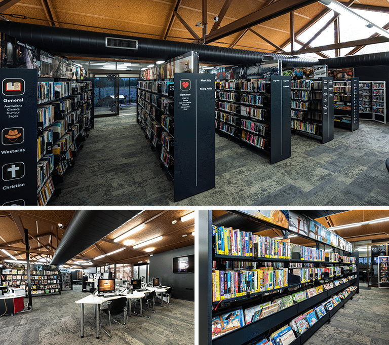 Redbank Plains Library - Ipswich Libraries