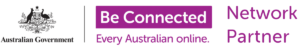 Be Connected Logo bank